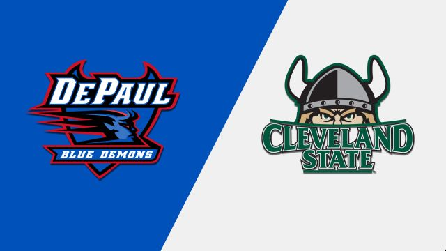 DePaul vs. Cleveland State (M Basketball)
