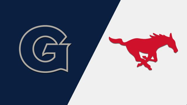 Sat, 12/7 - Georgetown vs. SMU (M Basketball)