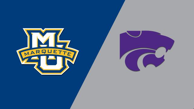 Sat, 12/7 - Marquette vs. Kansas State (M Basketball)