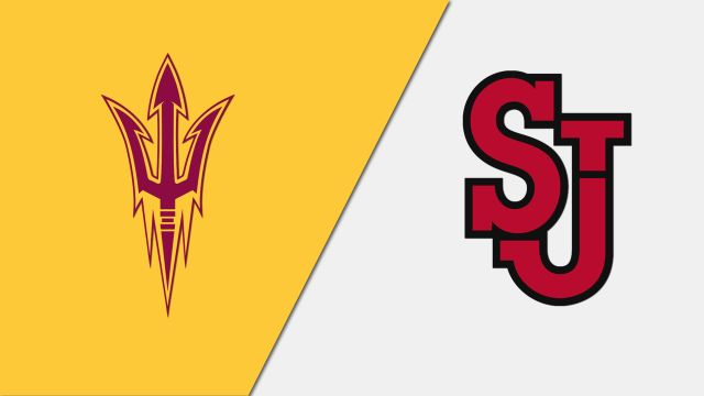 Arizona State vs. St. John's (Semifinal #2) (M Basketball)