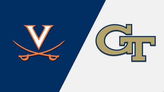 Virginia vs. Georgia Tech (M Basketball)