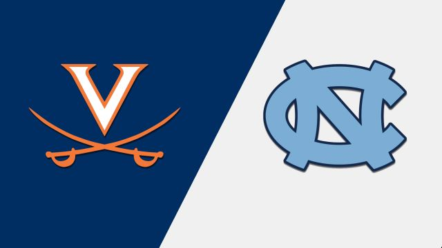 Sat, 2/15 - Virginia vs. North Carolina (M Basketball)