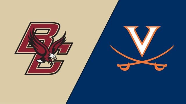 Boston College vs. Virginia (M Basketball)