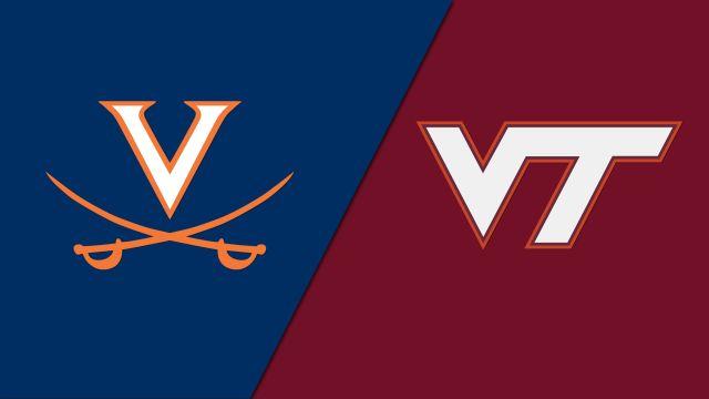 Virginia vs. Virginia Tech (M Basketball)