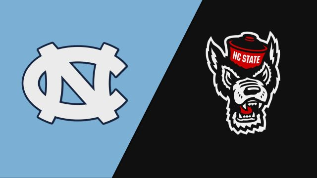 Mon, 1/27 - North Carolina vs. NC State (M Basketball)