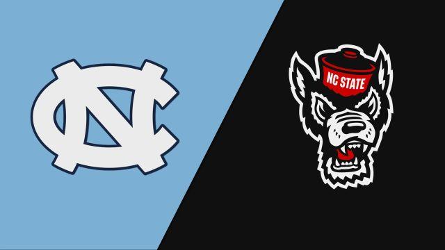 North Carolina vs. NC State (M Basketball)