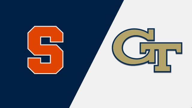 Syracuse vs. Georgia Tech (M Basketball)