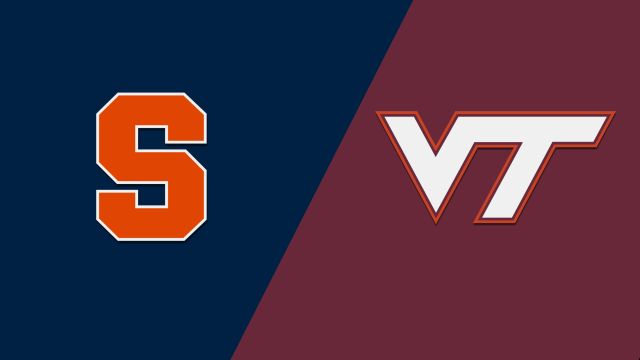 Syracuse vs. Virginia Tech (M Basketball)