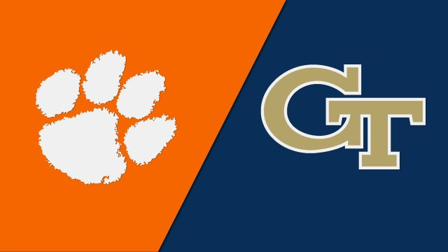 Clemson vs. Georgia Tech (M Basketball)