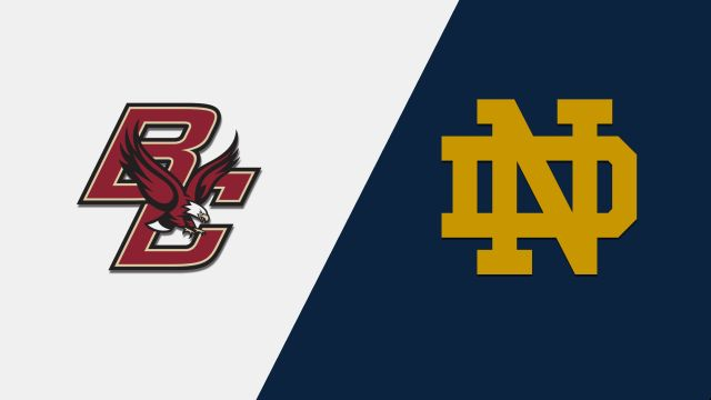 Boston College vs. Notre Dame (M Basketball)