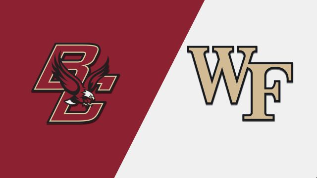 Boston College vs. Wake Forest (M Basketball)