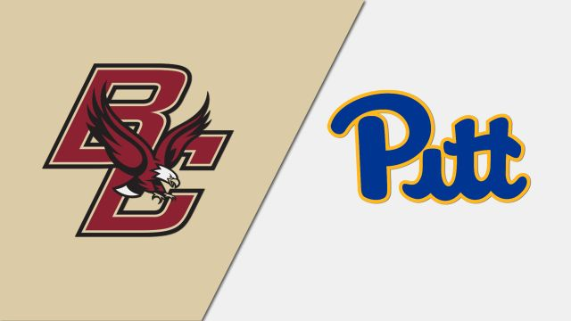 Boston College vs. Pittsburgh (M Basketball)