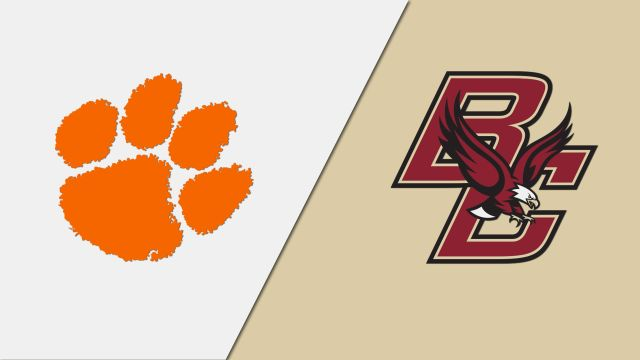 Clemson vs. Boston College (M Basketball)