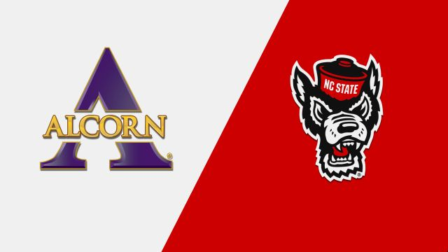 Alcorn State vs. NC State (M Basketball)