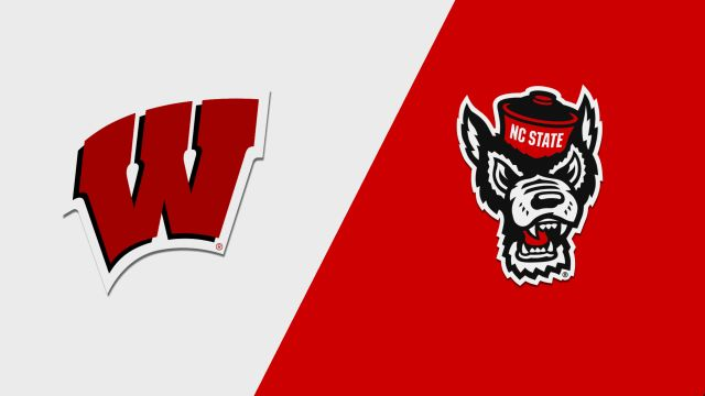 Wed, 12/4 - Wisconsin vs. NC State (M Basketball)