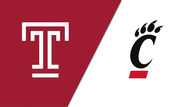 Sun, 1/26 - Temple vs. Cincinnati (W Basketball)