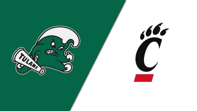 Sun, 2/23 - Tulane vs. Cincinnati (W Basketball)