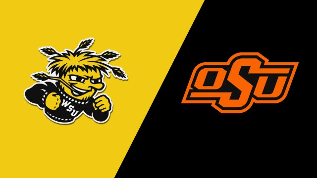 Sun, 12/8 - Wichita State vs. Oklahoma State (M Basketball)