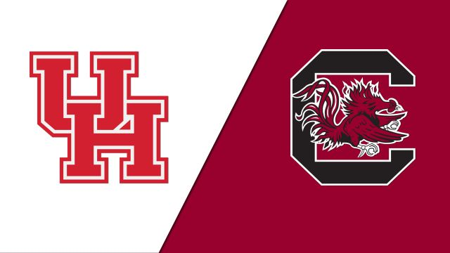 Sun, 12/8 - Houston vs. South Carolina (M Basketball)