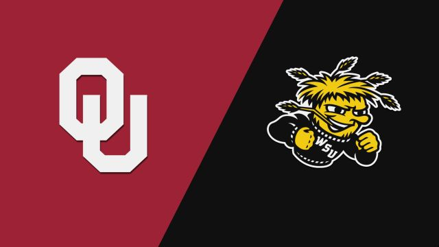 Sat, 12/14 - Oklahoma vs. Wichita State (M Basketball)