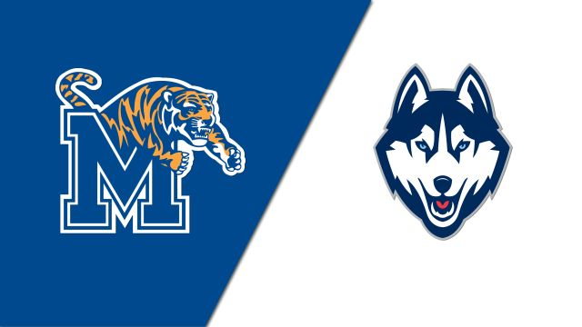 Sun, 2/16 - Memphis vs. UConn (M Basketball)