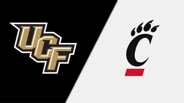 Wed, 2/19 - UCF vs. Cincinnati (M Basketball)