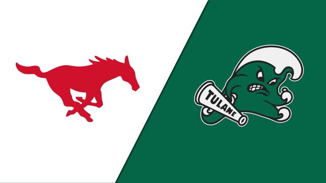 SMU vs. Tulane (M Basketball)