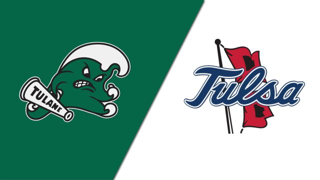 Tulane vs. Tulsa (M Basketball)
