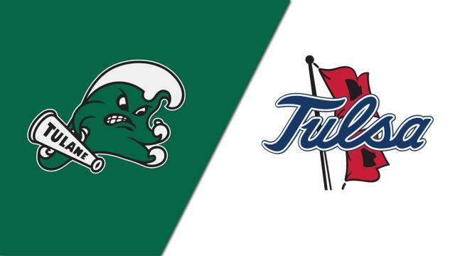 Tulane vs. Tulsa (M Basketball)