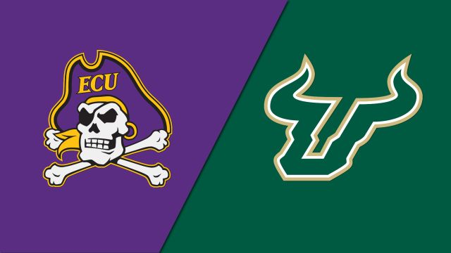 East Carolina vs. South Florida (M Basketball)