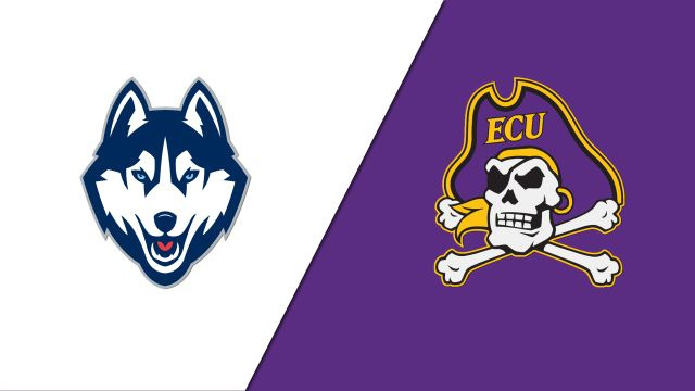 UConn vs. East Carolina (M Basketball)
