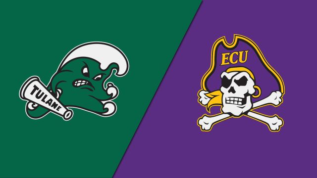 Sat, 1/25 - Tulane vs. East Carolina (M Basketball)