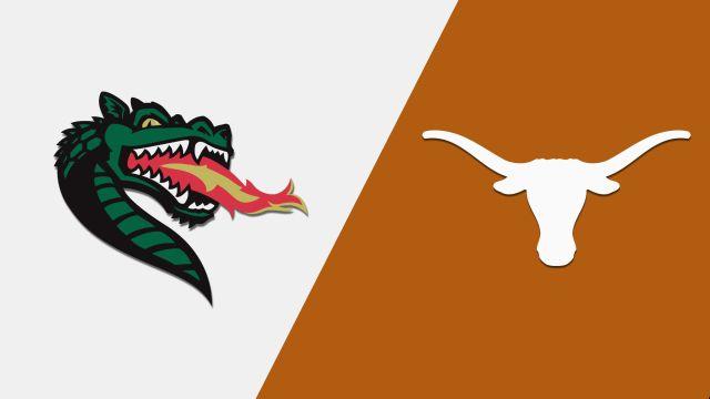 UAB vs. Texas (M Basketball)