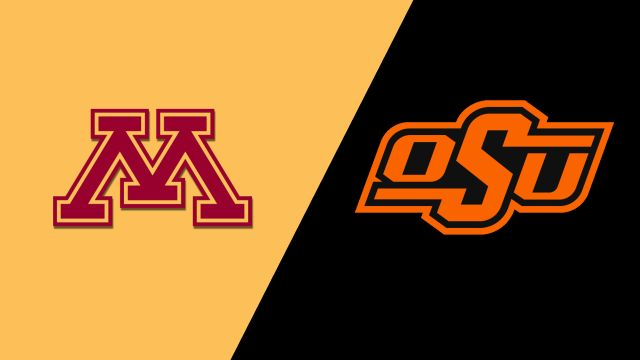 Minnesota vs. Oklahoma State (M Basketball)