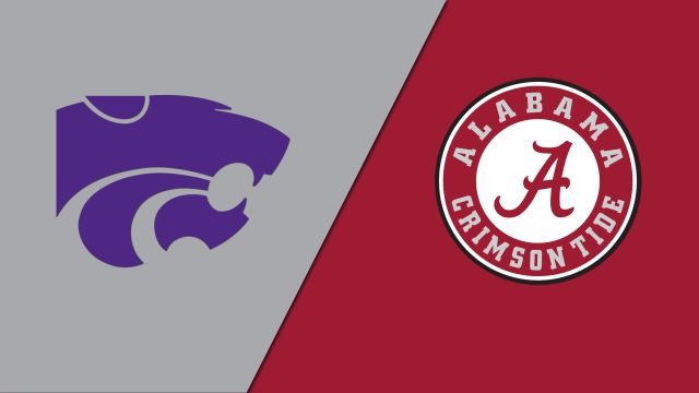 Sat, 1/25 - Kansas State vs. Alabama (M Basketball)