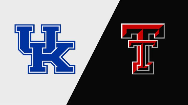 Above the Rim Cameras- #15 Kentucky vs. #18 Texas Tech (M Basketball)