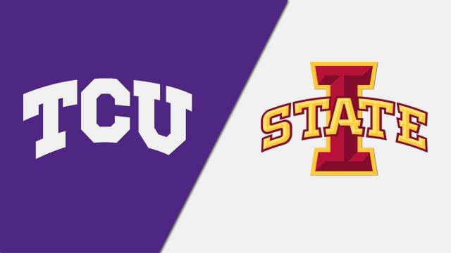 Tue, 2/25 - TCU vs. Iowa State (M Basketball)