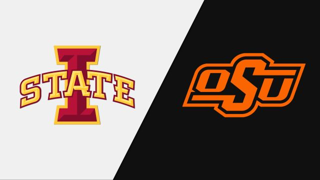 Iowa State vs. Oklahoma State (M Basketball)