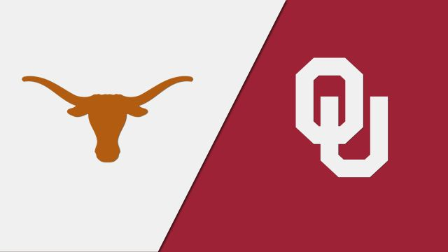 Texas vs. Oklahoma (M Basketball)