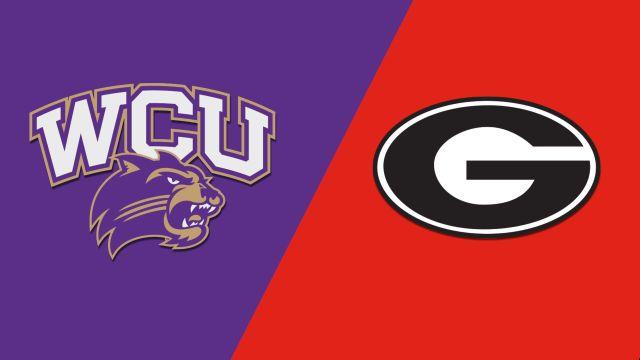 Western Carolina vs. Georgia (M Basketball)