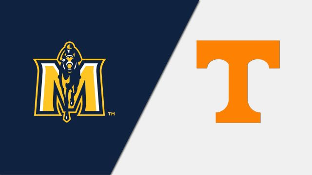 Murray State vs. Tennessee (M Basketball)