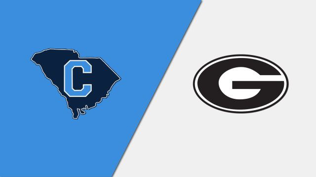 The Citadel vs. Georgia (M Basketball)