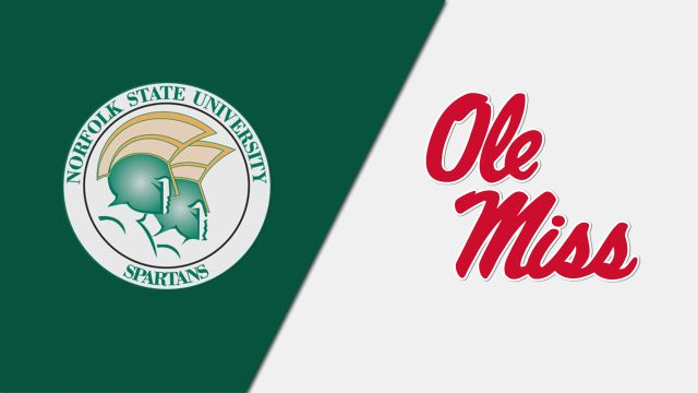 Norfolk State vs. Ole Miss (M Basketball)