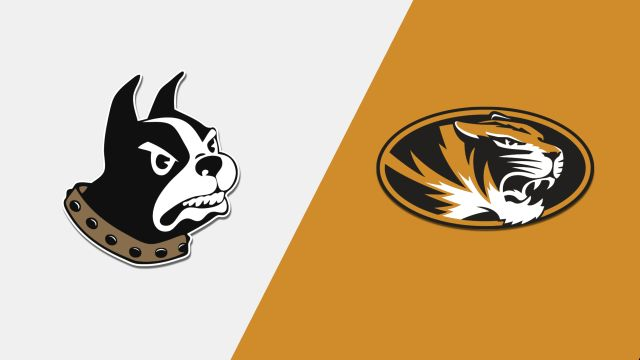 Wofford vs. Missouri (M Basketball)