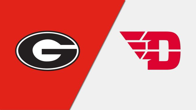 Georgia vs. Dayton (Quarterfinal #1) (Maui Jim Maui Invitational)
