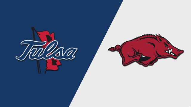 Tulsa vs. Arkansas (M Basketball)
