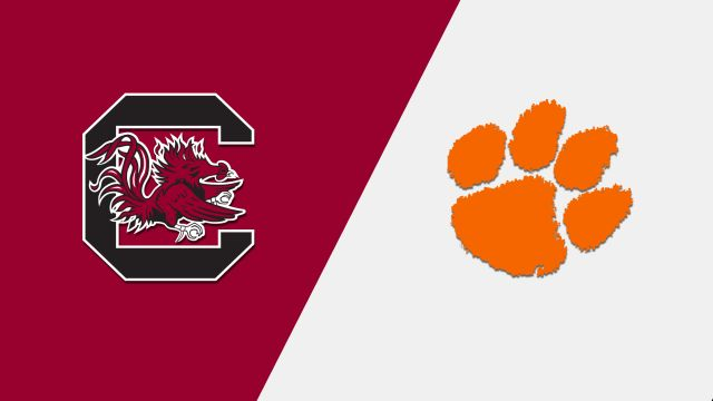 Sun, 12/15 - South Carolina vs. Clemson (M Basketball)
