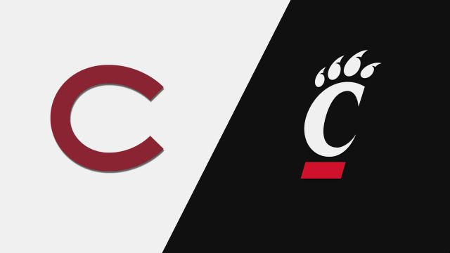 Colgate vs. Cincinnati (M Basketball)