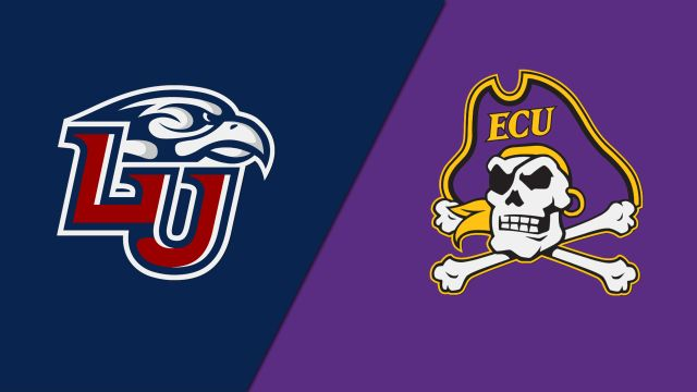 Liberty vs. East Carolina (M Basketball)