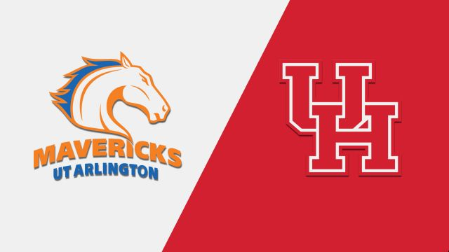 UT Arlington vs. Houston (M Basketball)